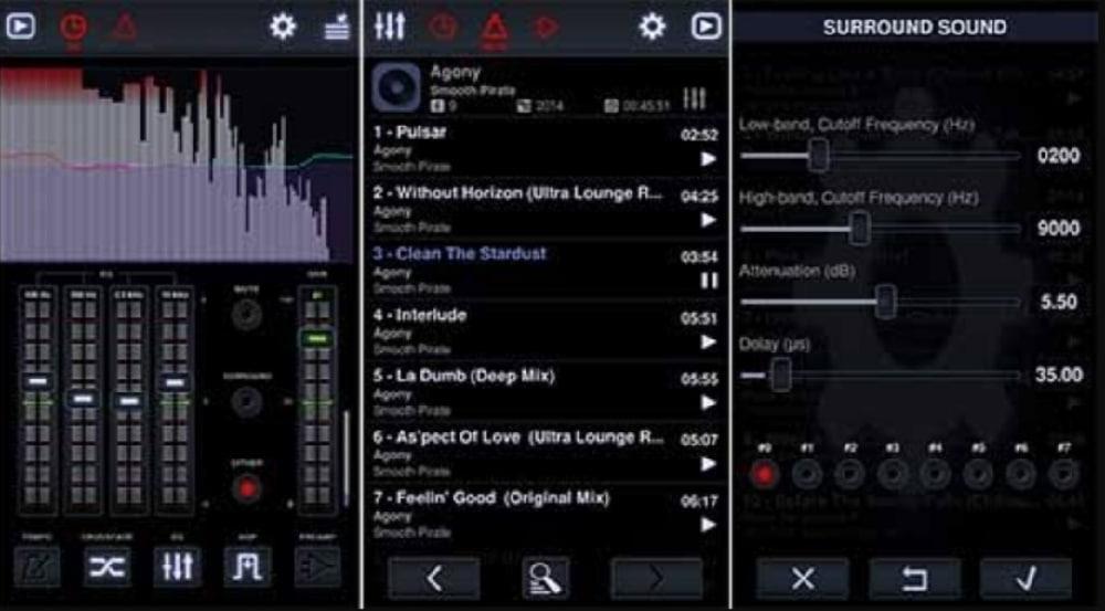 Aplikasi musik player