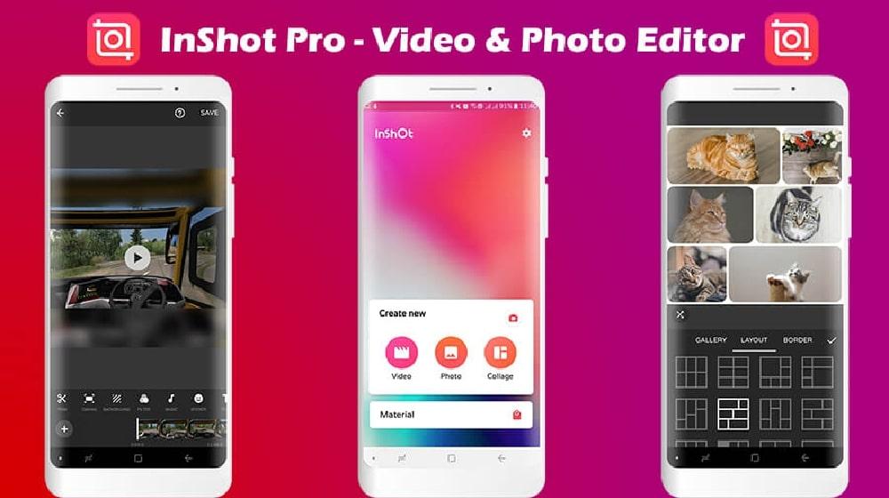 Aplikasi Edit Video InShot