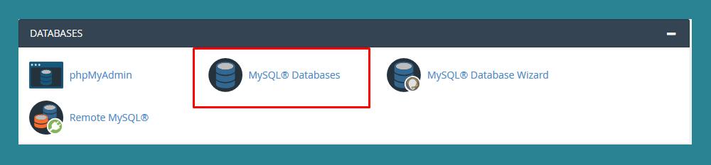 cara install wordpress membuat database