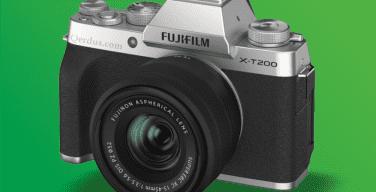 Fujifilm X-T200 Kamera Mirrorless untuk Konten Kreator