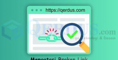 Mengatasi Broken Link di WordPress dengan Mudah