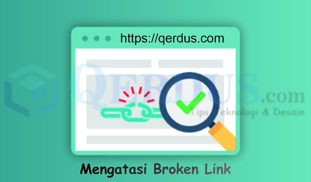 cara mengatasi broken link di wordpress