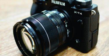 Fujifilm X-T4 Powerhouse Mirrorless Resmi Dirilis