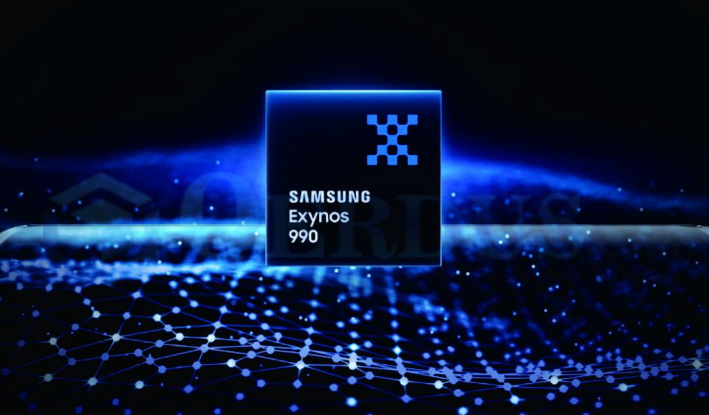prosesor exynos 990