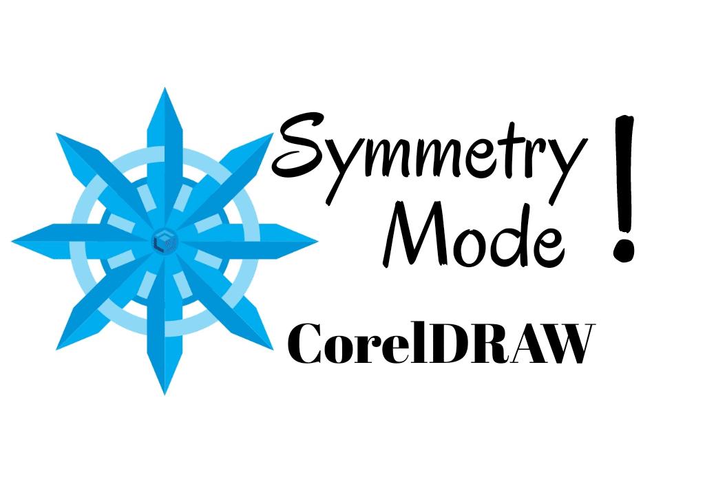 Symmetry Mode, Kemudahan Membuat Objek yang Simetris