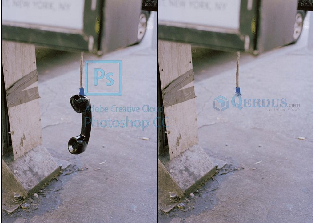 Cara Menghapus Objek pada Gambar dengan Photoshop