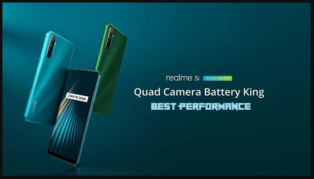 Realme 5i quad camera
