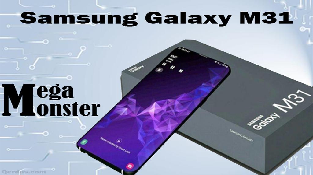 Samsung rilis galaxy M31