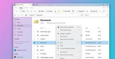 Microsoft pamerkan perubahan Windows 10 UI yang baru