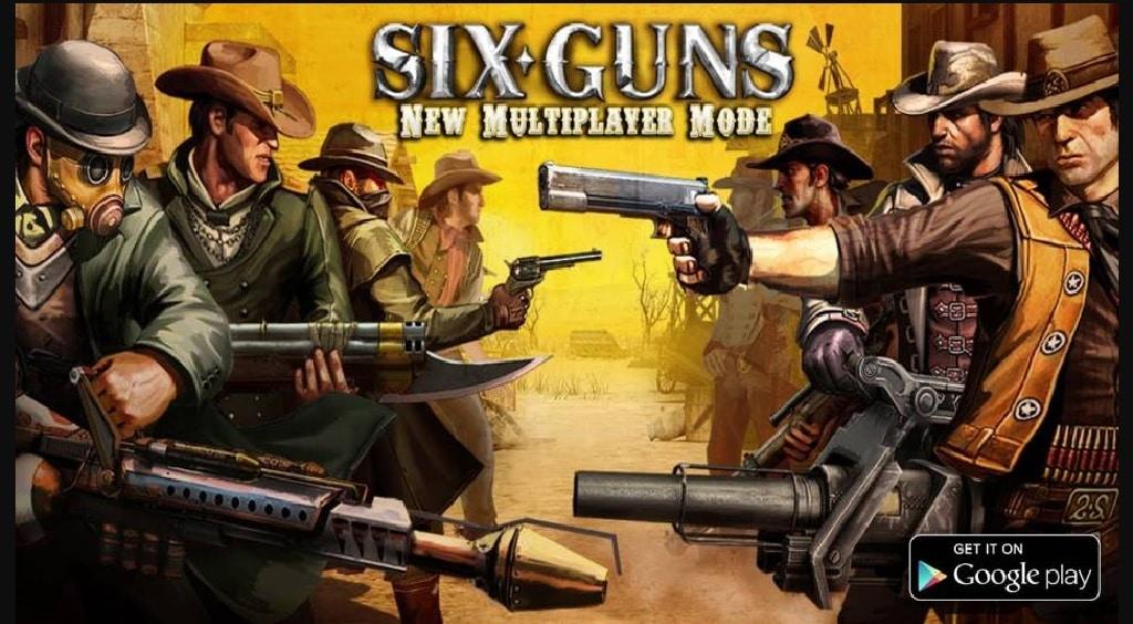 game offline six-gun showdown