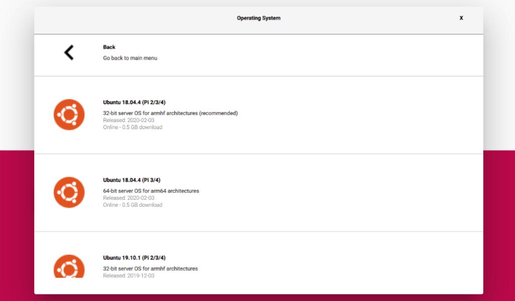 install ubuntu on raspberry pi