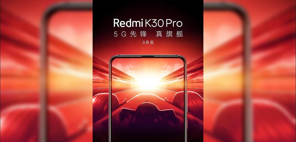 redmi k30 pro hadirkan chipset snapdragon 865