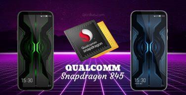 5 Ponsel Terbaik dengan Chipset Snapdragon 845 Tahun 2020