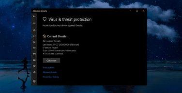 Microsoft Mengganti Nama Windows Defender pada Windows 10