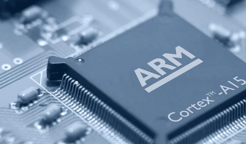 arm mac processor