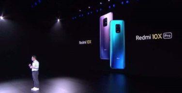 Redmi 10X Meresmikan Smartphone Dimensity 820 SoC