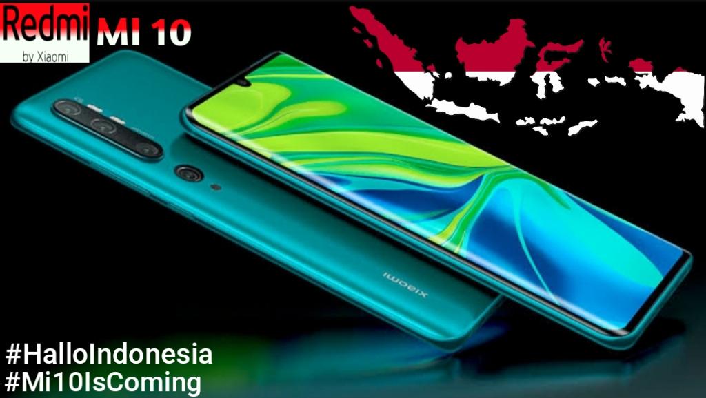 Xiaomi hadirkan mi 10 untuk jadi raja pasar indonesia