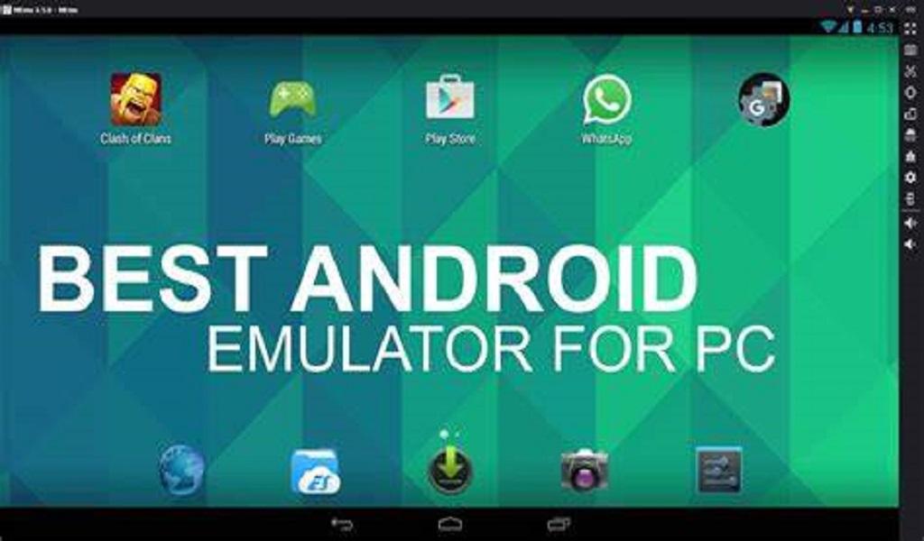 emulator-android