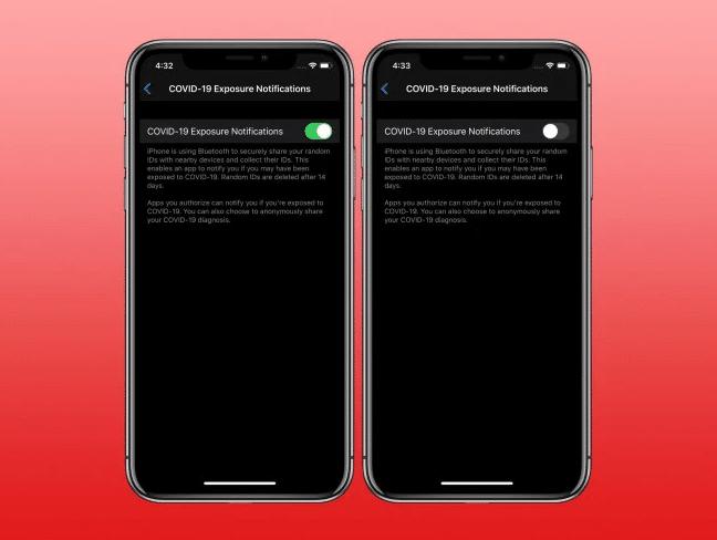 update ios 13.5