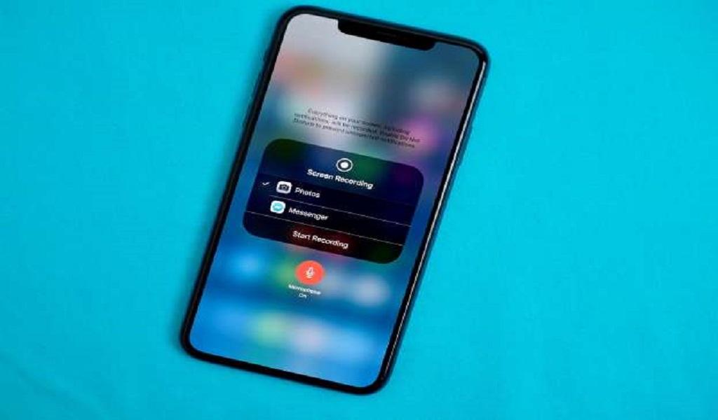 Rekam Video dengan Cepat di iPhone atau iPad