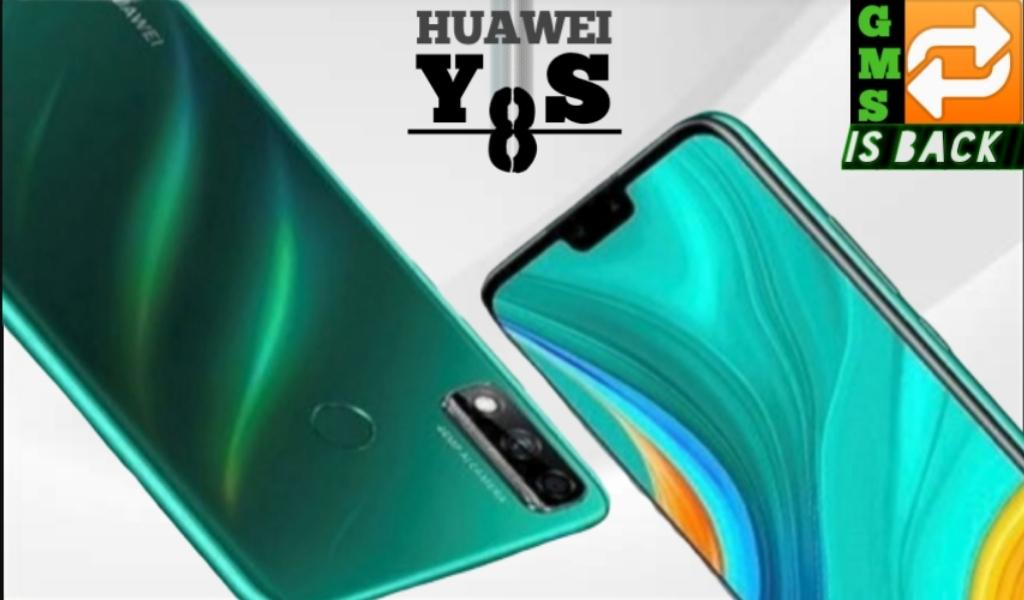Resmi Rilis Huawei Y8S Hadirkan Kembali Layanan GMS