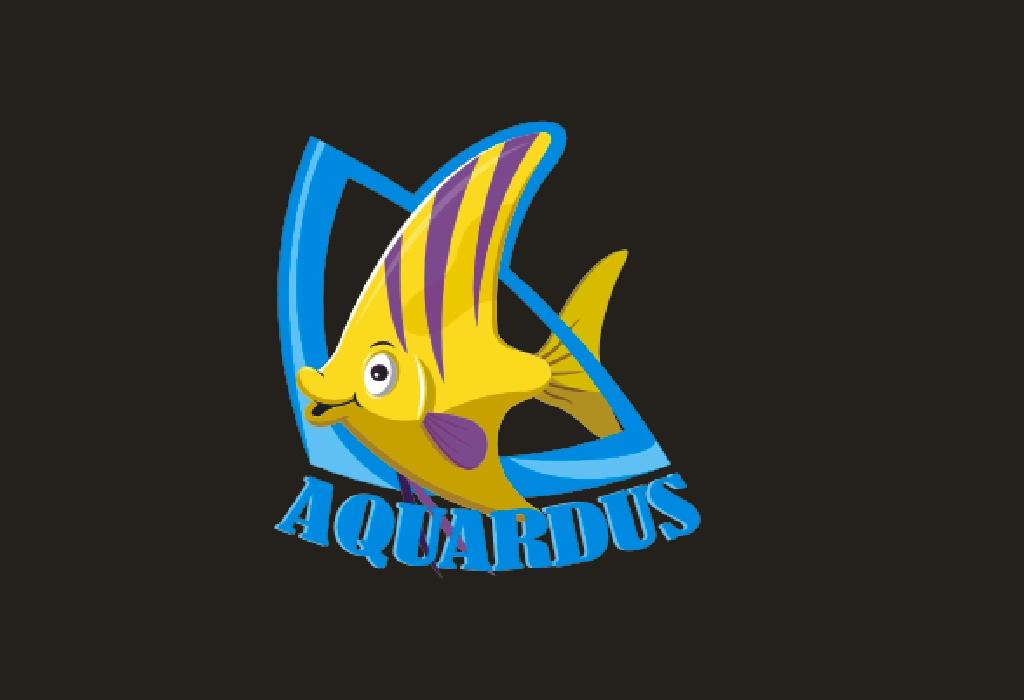 Membuat Desain Logo Unik Toko Ikan Hias dengan CorelDraw