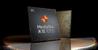Lebih dari 80 Juta MediaTek untuk Ship 5G Tahun Ini