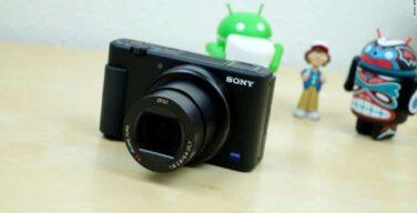 Sony ZV 1 Compact Kamera untuk Vlogger