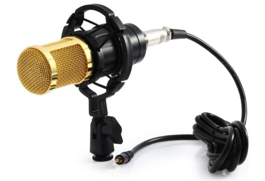 alat podcast : microphone