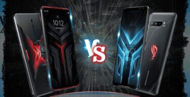 Adu Ponsel Pro Player, Lenovo Legion Pro Vs Rog Phone 3