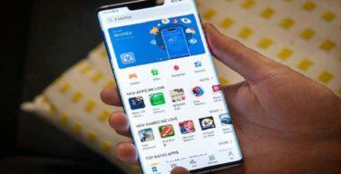 Huawei: Uber Blot Di AppGallery Store Siap Saingi Google Play