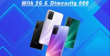 Honor 30 Lite Siap Jadi Ponsel 5G Termurah