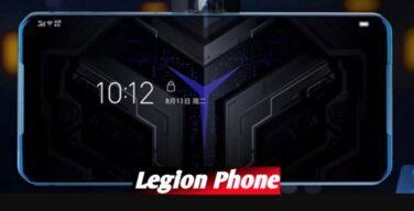Lenovo Legion Tantang Rog Phone 3 Dikelas Gaming