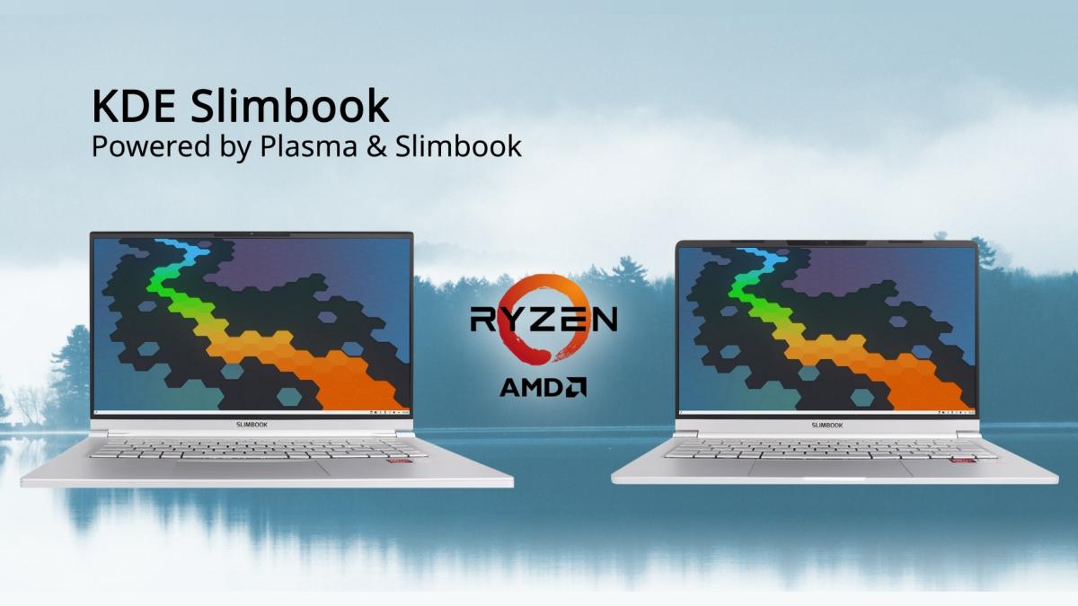 The 3rd-Gen KDE Slimbook