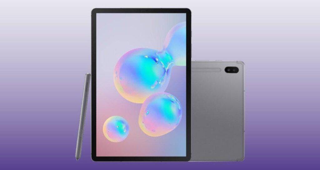 bocoran spesifikasi Galaxy Tab S7
