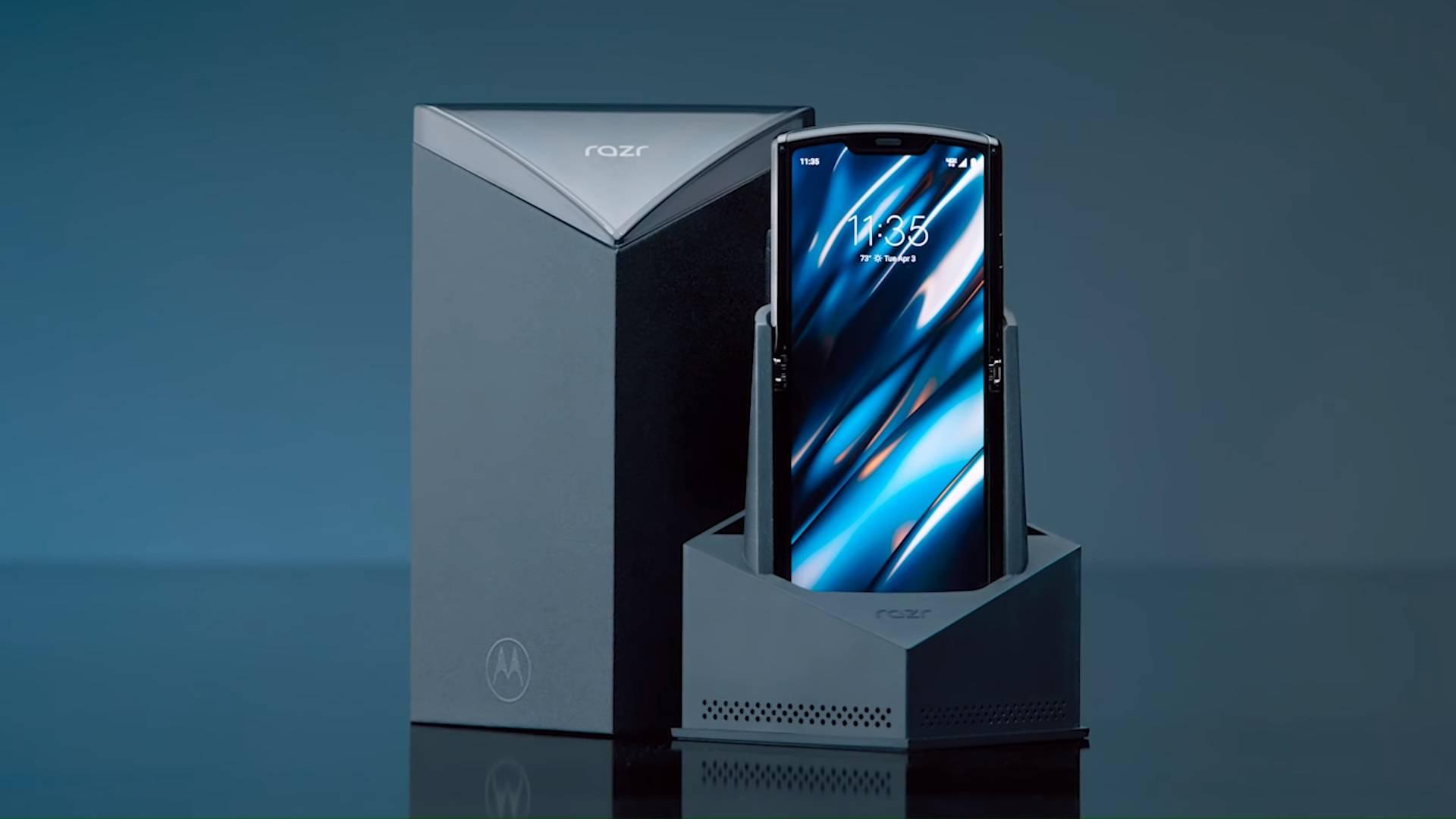Bocoran Motorola Razr