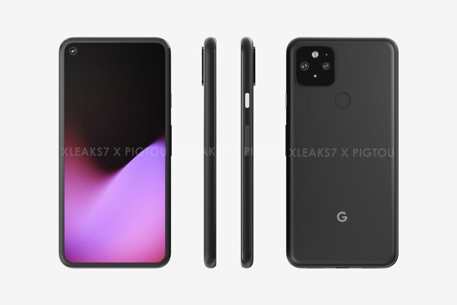5G Google Pixel 5