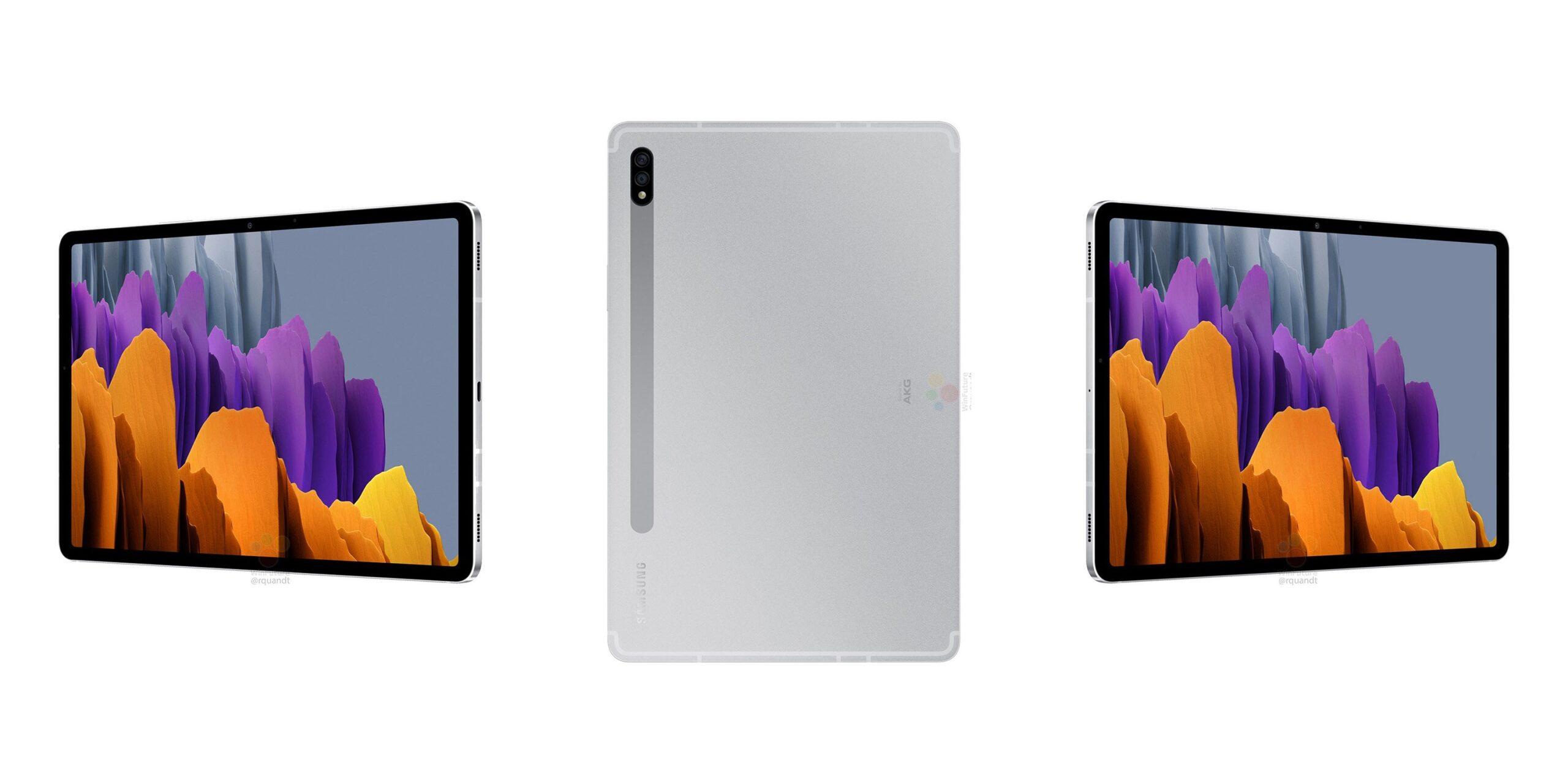 Bocoran Spesifikasi Galaxy Tab S7 dengan layar AMOLED