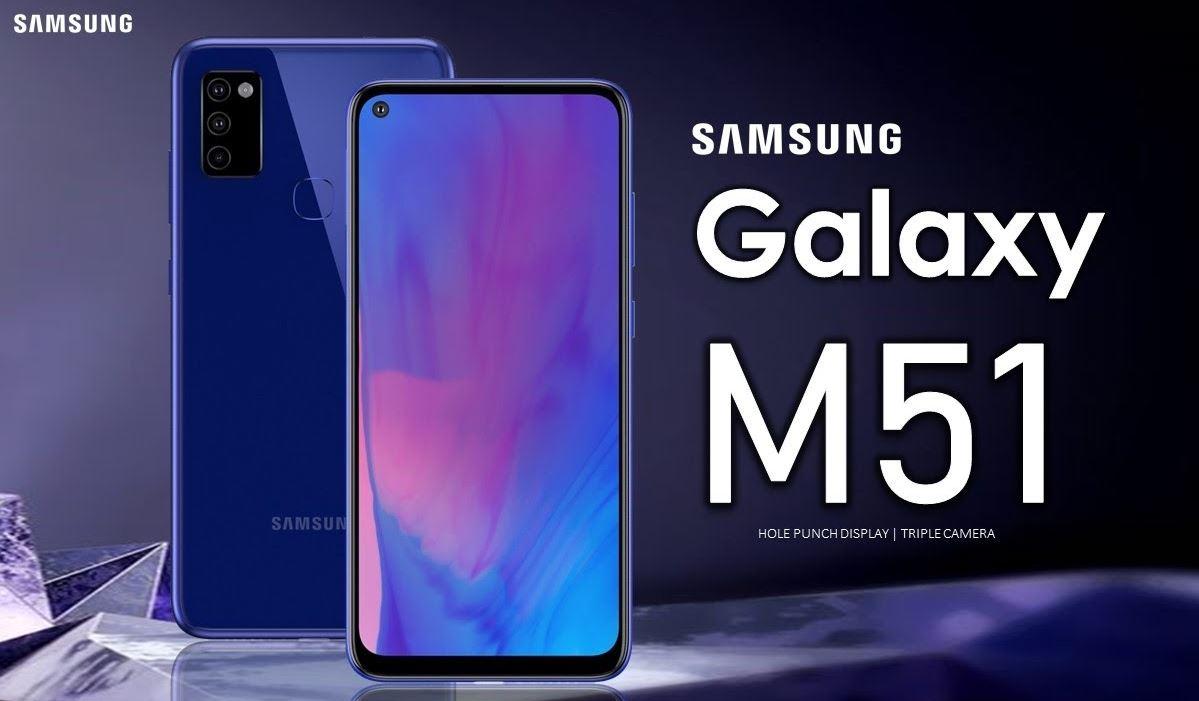 Klon Samsung Galaxy A51