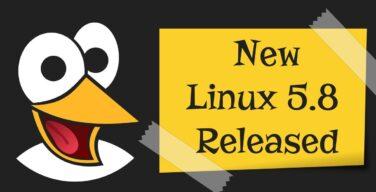 Linux 5 8 Resmi Dirilis, Mari Kita Lihat Apa Yang Baru?