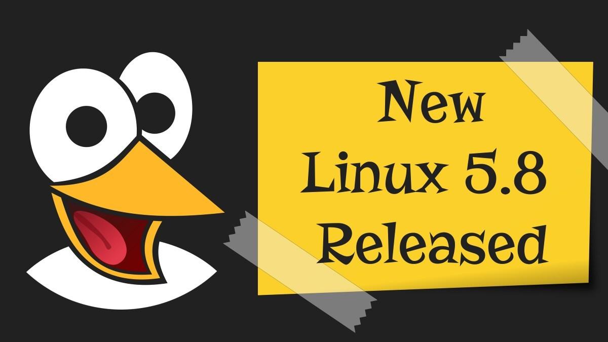 kernel linux 5.8