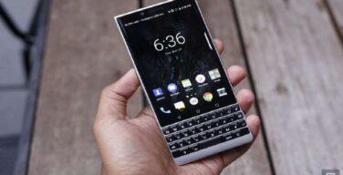 Smartphone BlackBerry Kini Kembali Lagi dengan Layanan 5G