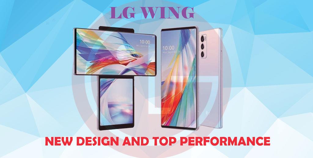 LG Wing Perkenalkan Diri dengan Inovasi Mewah