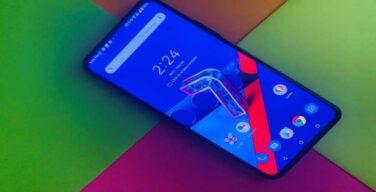 Asus Zenfone 7 Pro Ponsel Keren Membalik