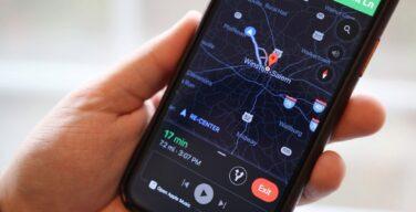 Aplikasi Google Maps akan Mengadopsi Antarmuka Dark Mode