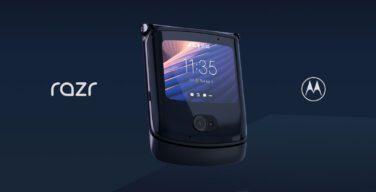 Motorola Razr dengan 5G, Mengubah Perangkat Keras Bawaan