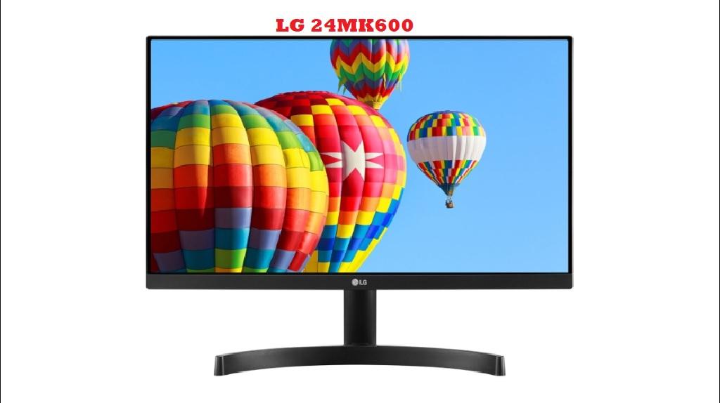 LG 24MK600 - Monitor 24 Inch