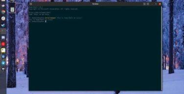 Cara memulai Microsoft PowerShell di Linux