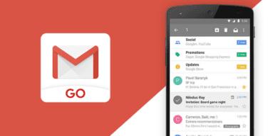 Aplikasi Gmail Go Mendukung untuk Semua Ponsel Android