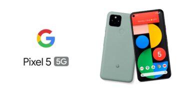 Google Menggunakan Speaker Atas Dibawah Layar pada Pixel 5